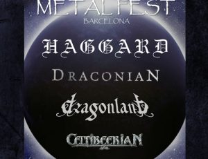 Confirmed: Haggard @ Damask Metal Fest